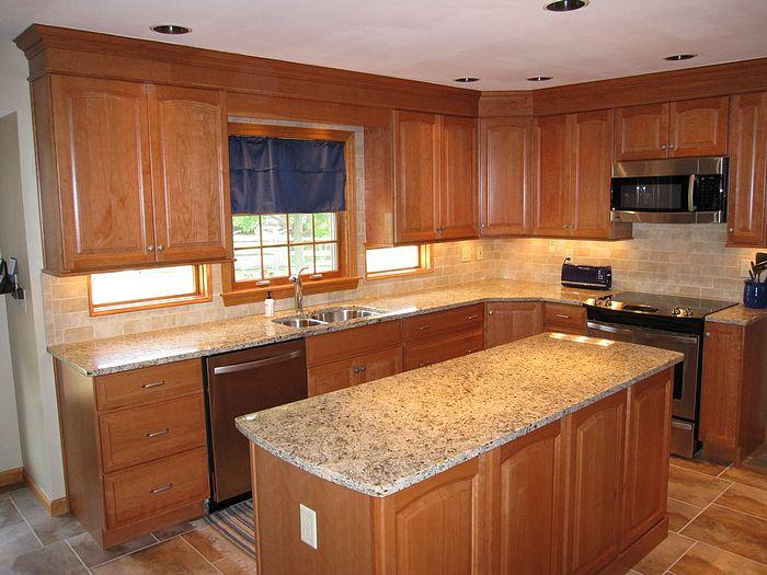 New kitchen remodeling in sharonville ohio near cincinnati for Kitchen and bath remodeling cincinnati